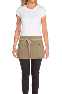 Austin Waist Apron - side view