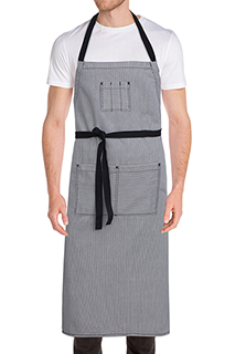 Portland Adjustable Chefs Apron - side view
