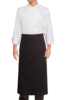 Full-Length Chef Apron - side view