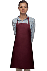 No Pocket Bib Aprons: 28 Inch