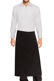 Bistro Apron: No Pocket - side view